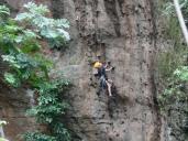 rock climbing champ